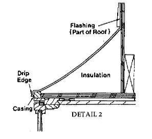 Bay And Bow Window Roof Installation Instructions